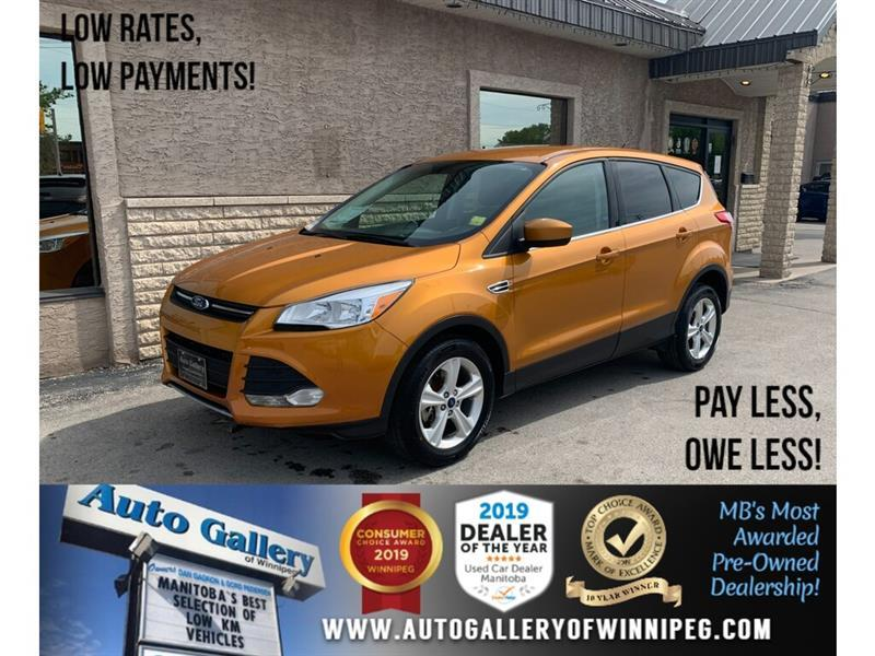 2016 Ford Escape SE *AWD/B.tooth/B.Cam/Htd Seats #24294