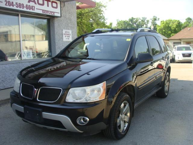 2008 Pontiac Torrent S U V AWD