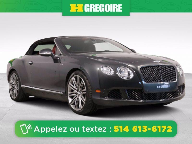 2014 Bentley Azure
