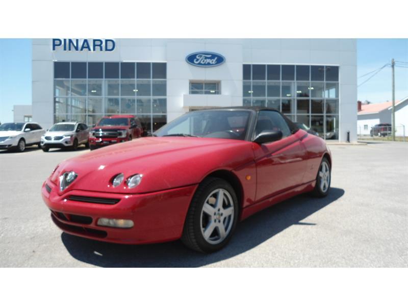 1996 Alfa Romeo Spider