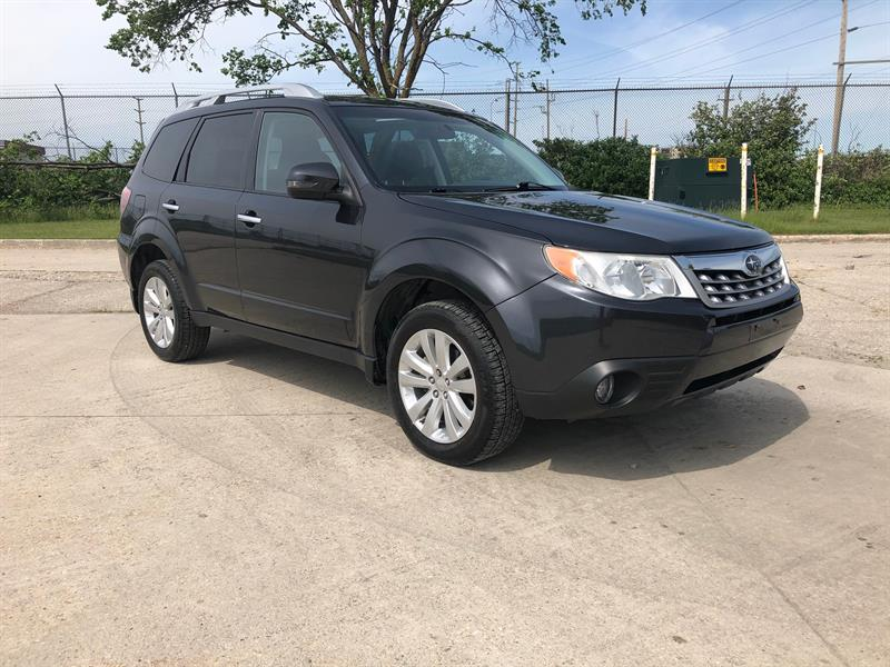 2012 Subaru Forester 2.5X Limited Package #10131.0