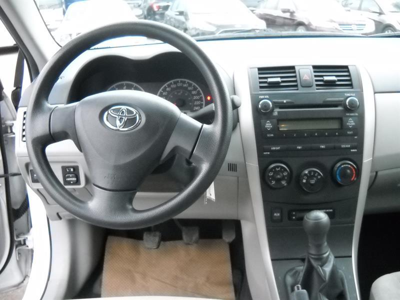 toyota Corolla 2011 - 11