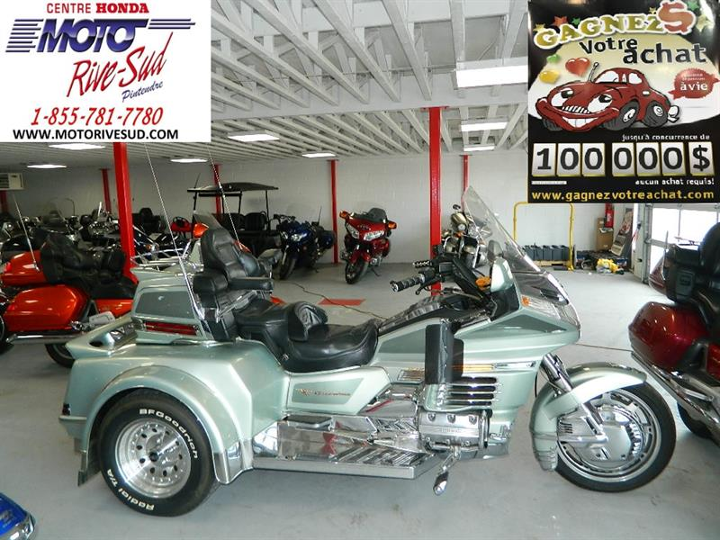 Honda TRIKE GL1500 GOLDWING 1999