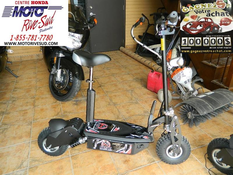 Black Rat 1600W 48V 2020 TROTTINETTE ÉLECTRIQUE #D154