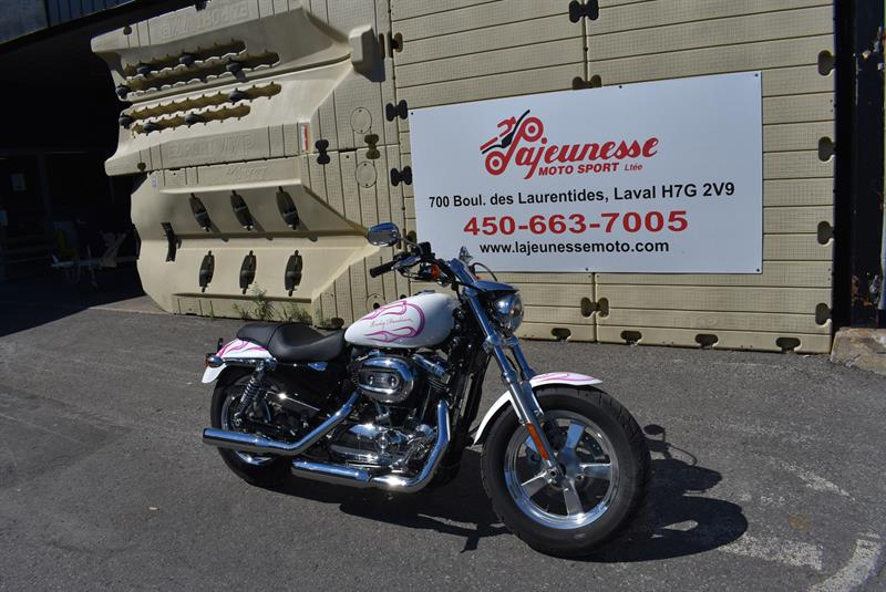 Harley Davidson SPORTSTER 1200 CUSTOM 2013