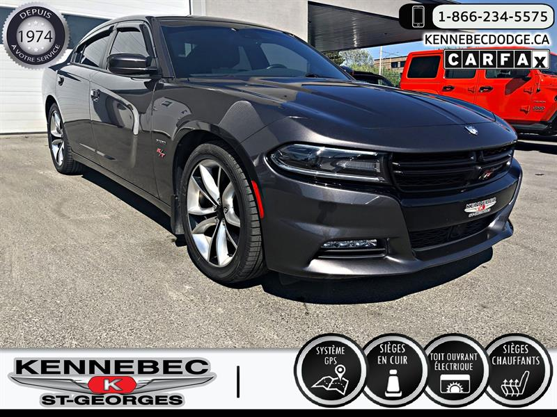 Dodge Charger 2015 4dr Sdn RT RWD #40442A