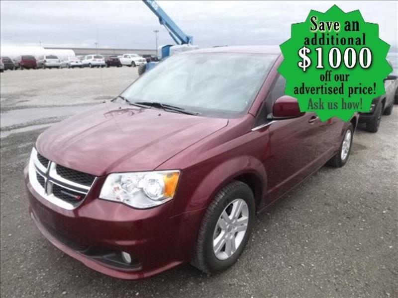 2019 Dodge Grand Caravan Crew Plus 2WD #24462