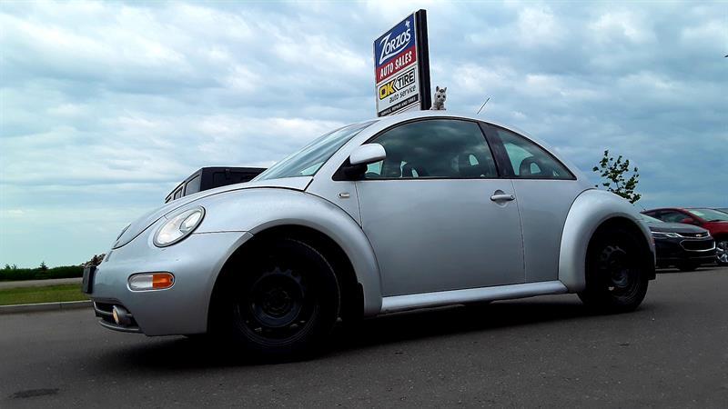 2000 Volkswagen New Beetle GLS #P695