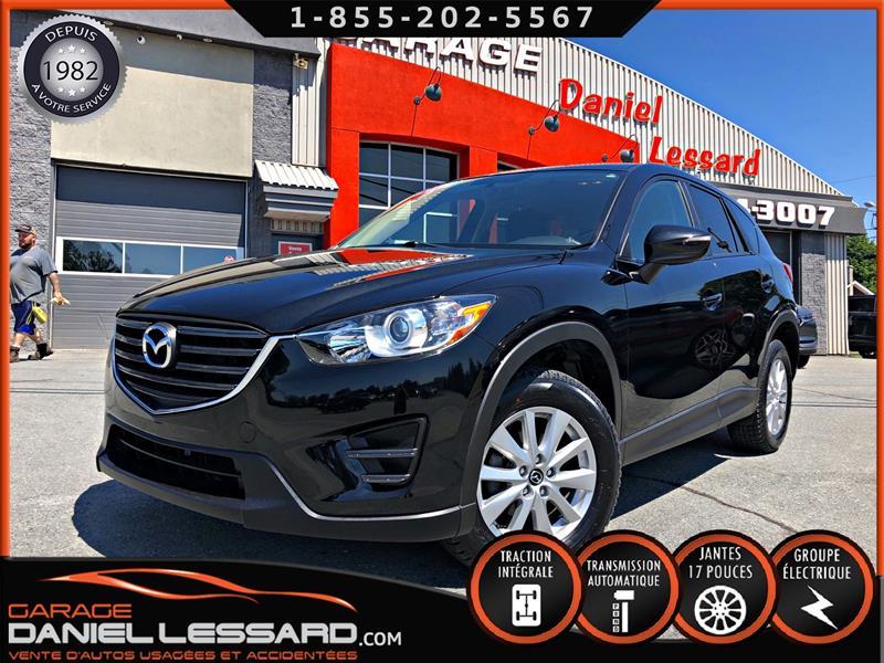 Mazda CX-5 2016 24839 KM!!!,  AWD, MAG 17 P, ** BAS KM ** #60274