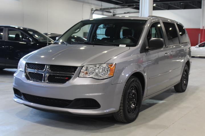 2013 Dodge Caravan