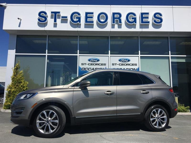 2017 Lincoln  MKC SELECT AWD CUIR TOIT GPS MAGS