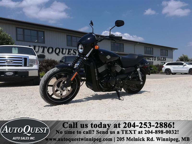2016 Harley Davidson XG750 Street Bike