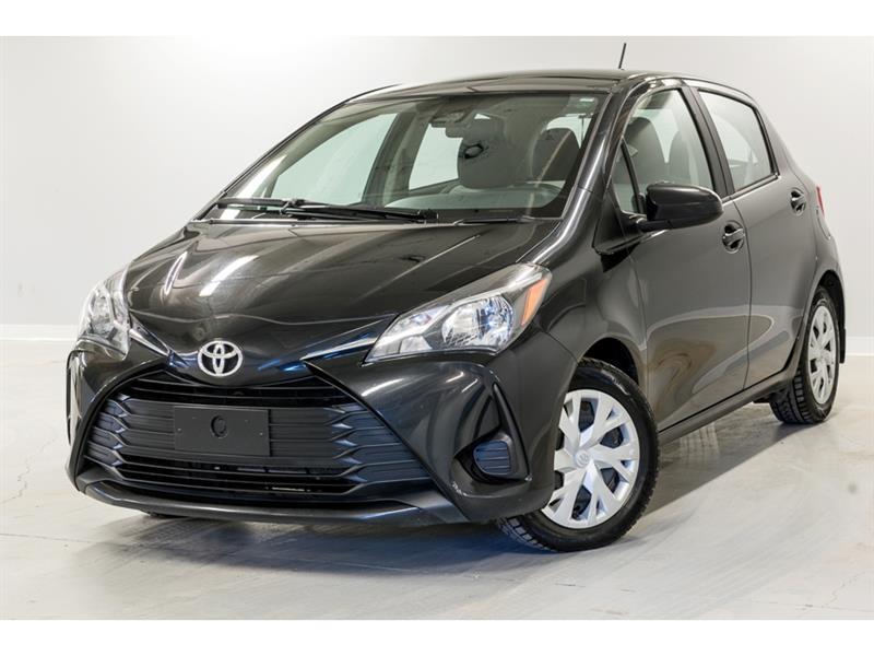 2019 Toyota  Yaris LE Auto A/C bancs chauffants -