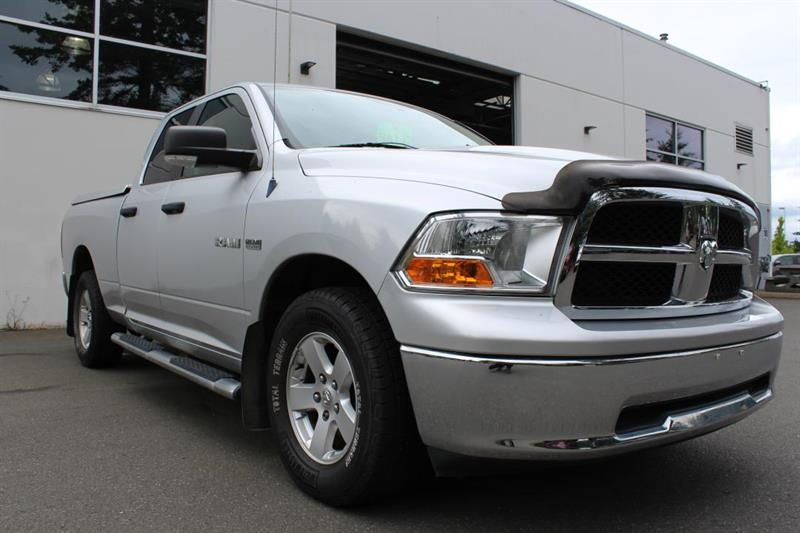 2010 Dodge Ram 1500 4WD Quad Cab SLT - A/C. SiriusXM. #P2339A (KEY 11)