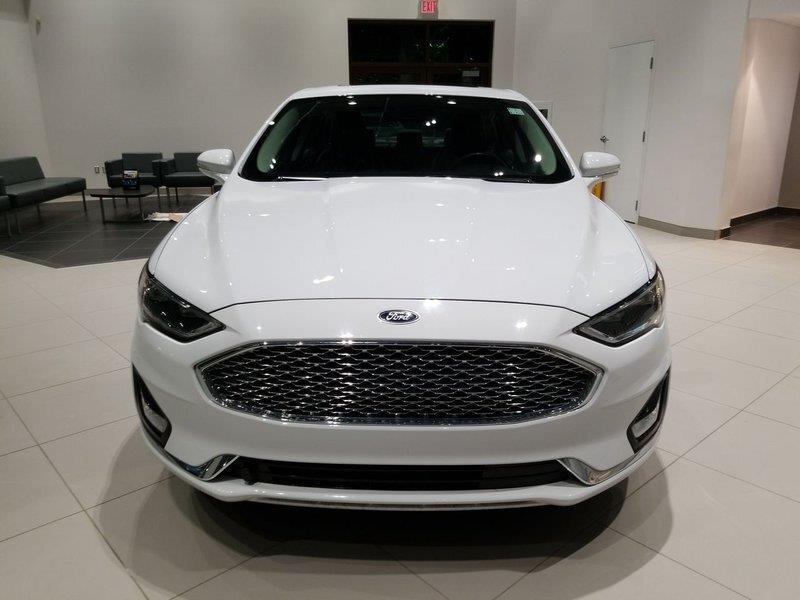 Ford Fusion Hybrid 4