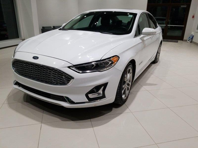 Ford Fusion Hybrid 5