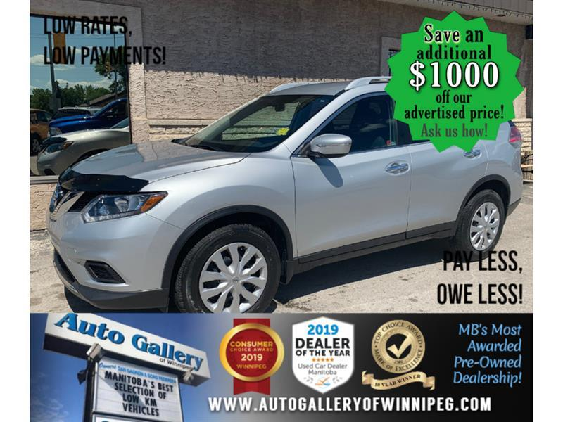 2015 Nissan Rogue S *Backup Cam/Bluetooth #23930