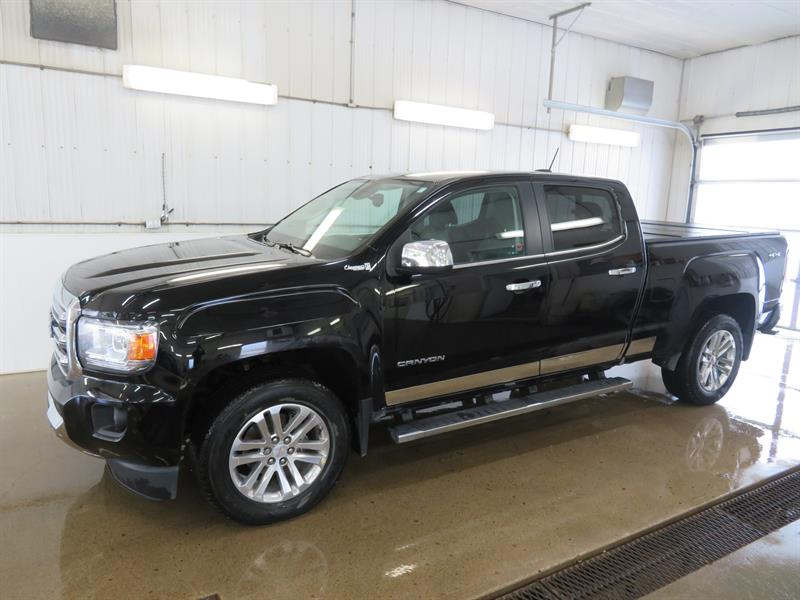 2017 GMC Canyon SLT #20-097A