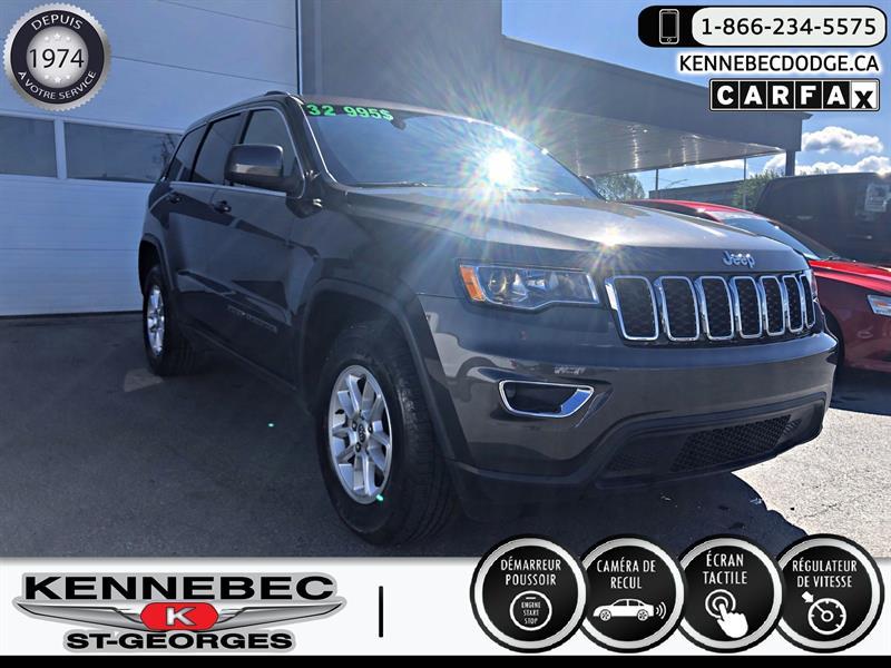Jeep Grand Cherokee 2019 Laredo E 4x4 #05283