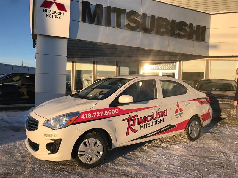 Mitsubishi Mirage 2017