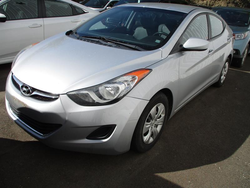 2011 Hyundai Elantra 4dr Sdn Auto L #BH052453A