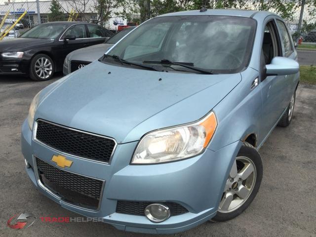 Chevrolet Aveo 2011 5dr Wgn LT