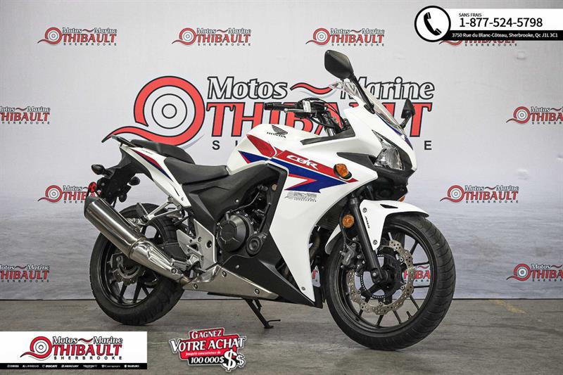Honda CBR500RA 2013