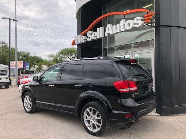 2018 Dodge Journey GT #18DJ97503