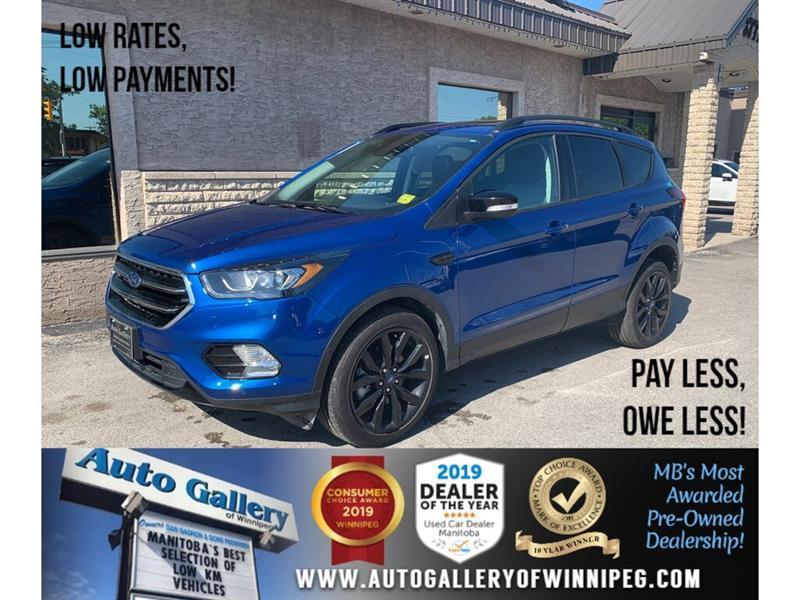 2019 Ford Escape Titanium *AWD/Navi/B.tooth/B.Cam/Htd Lthr/Pano #24274