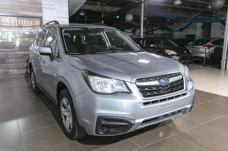 Subaru Forester 8