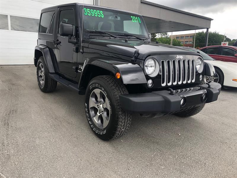 Jeep Wrangler JK 2018 Sahara 4x4 #05277