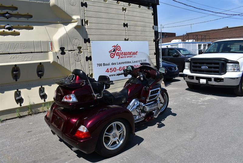 3 Roues HONDA GL1800 TRIKE 2007