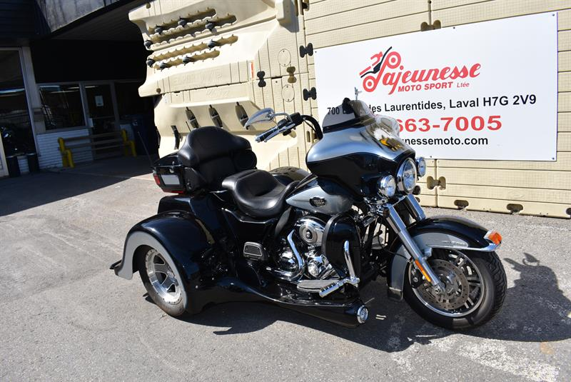 3 Roues Harley FLHTCUTG TRI GLIDE 2013