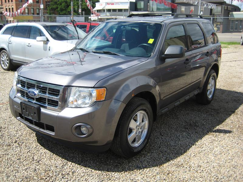 2011 Ford Escape 4WD 4dr V6 Auto XLT #A10542