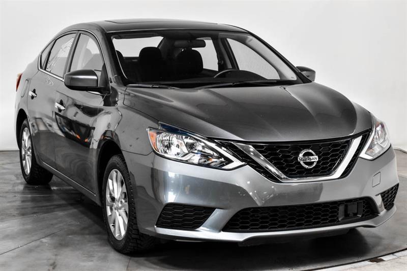 Nissan Sentra SV A/C MAGS TOIT CAMERA DE REC 2019