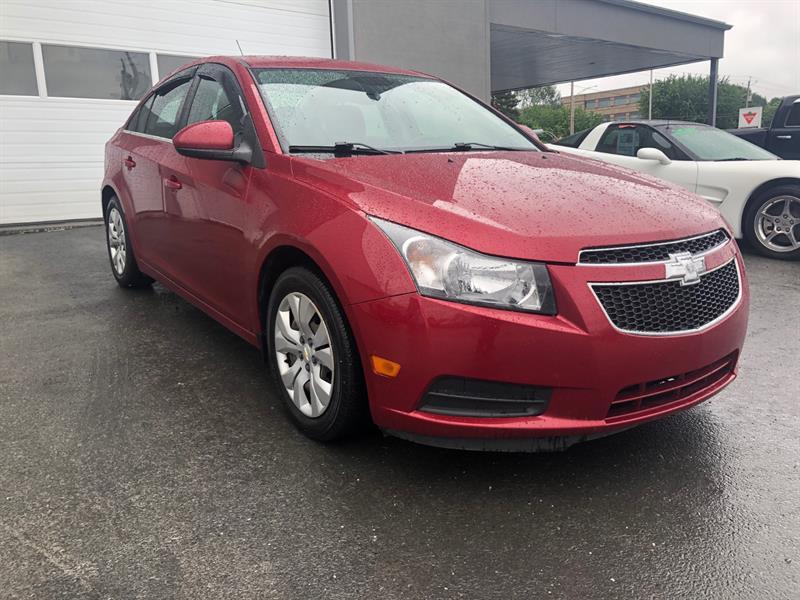 Chevrolet Cruze 2014 4dr Sdn 1LT #05261B