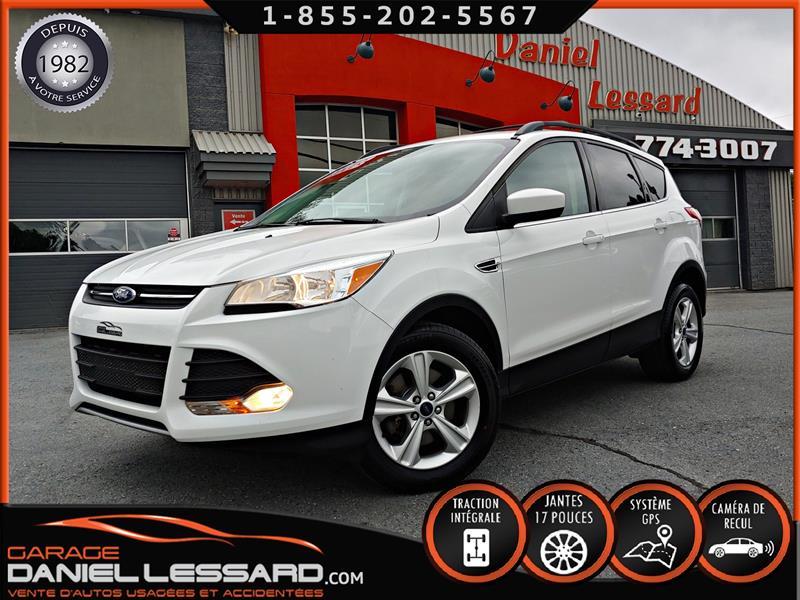 Ford Escape 2015 SE AWD, 2L, GPS, CAM RECUL, HITCH A VOIR #50315