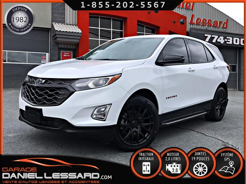 Chevrolet Equinox 2019 AWD 2LT.2,0LT, GPS, ANGLE MORT, VGA ARR #90298