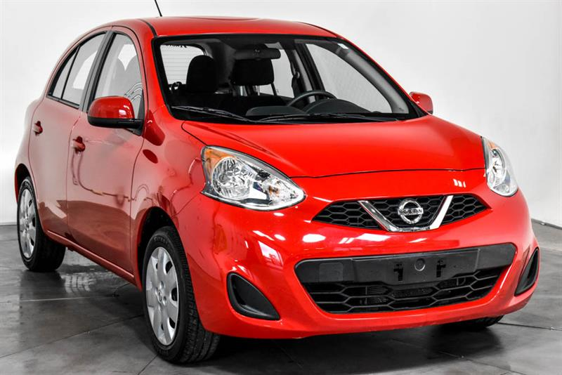Nissan Micra SV HATCH  CAMERA DE RECUL A/C 2019