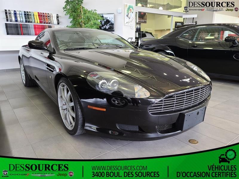 Aston martin DB9 Voiture de Collection   Etat S 2005