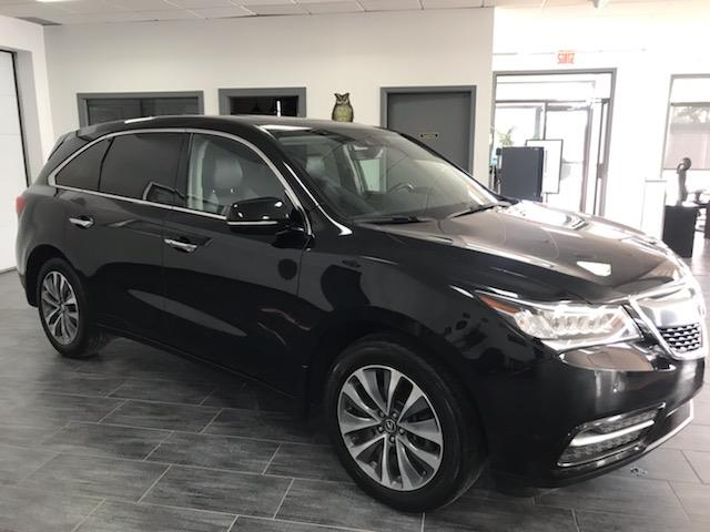 2016 Acura MDX SH-AWD TECH PACKAGE #GB508475
