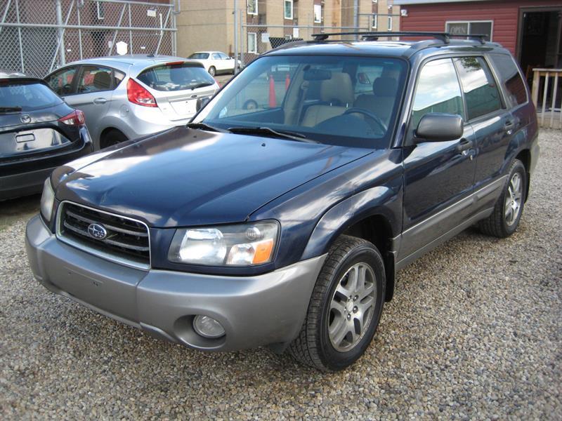 2005 Subaru Forester 5dr Wgn #725073