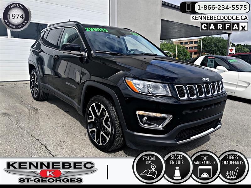 Jeep Compass 2019 4x4 #05274