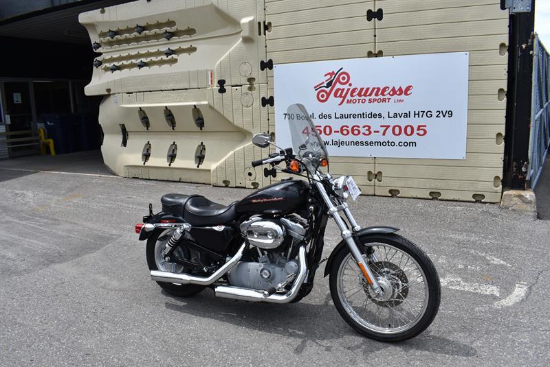 2006 Harley Davidson SPORTSTER 883 CUSTOM