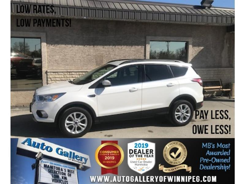 2018 Ford Escape SE *AWD/Htd Seats/B.tooth/Back.Cam #24336