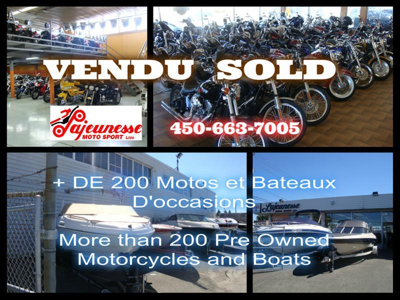Harley Davidson ROAD KING 2005 #16945 VENDU