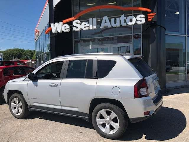 2014 Jeep Compass North #17DG75686A