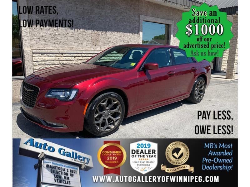 2019 Chrysler 300 300S RWD #24455