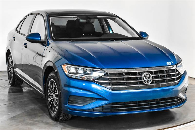 Volkswagen Jetta HIGHLINE TSI CUIR TOIT MAGS CA 2019