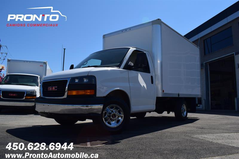 GMC Savana Commercial Cutaway 2015 Cargo 3500 cargo Van 155WB #1299